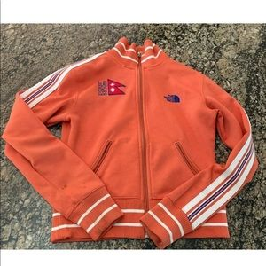 The North Face A5 Series Track Jacket XS Everest